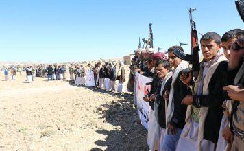 حاشد تعلن النكف والنفير العام لمواجهة جرائم وحصار العدوان على اليمن 12 e1565649386524
