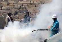 62 حالة إصابة باليمن