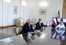 تنمية العلاقات بين إيران والكويت