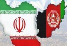 أفغانستان تصل المياه الدولية عبر إيران