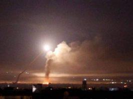 حركة حماس تندد بالعدوان الإسرائيلي على سوريا