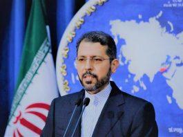 متحدث الخارجية الإيرانية