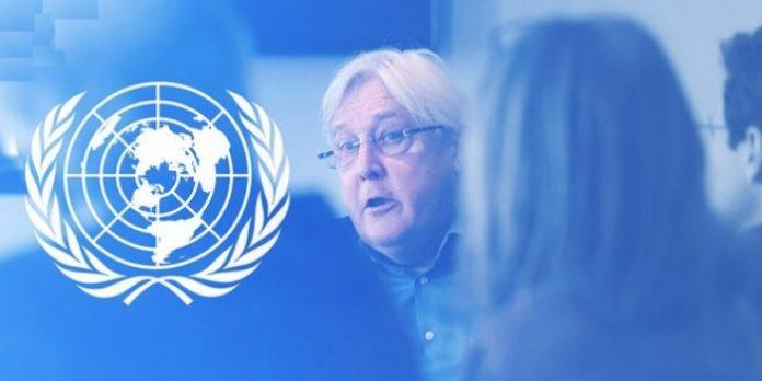 مبعوث الأمم المتحدة غريفيث.. فشل ذريع بتواطؤ فاضح مع العدوان وتجاهل تام لمعاناة اليمنيين