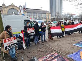 العالم يتضامن ومئات المنظمات الدولية تطالب بسرعة وقف العدوان على اليمن