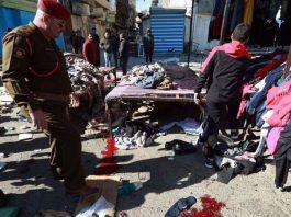 هل هناك علاقة بين تفجيري بغداد والصراع الأمريكي الإيراني!!